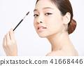 女性美容系列化妝 41668446