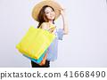 女性購物 41668490