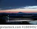 쓰쿠바과 전원 풍경 41669492