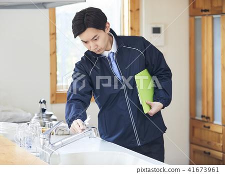 廚房維修服務 41673961