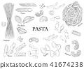 義大利麵 義大利 麵條 41674238