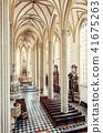 Interior of Church of St. James, Brno, Moravia 41675263
