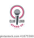 logo, comedy, club 41675560