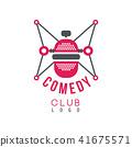 logo, comedy, club 41675571