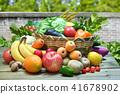 야채와 과일 41678902