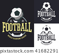 Soccer football vector 41682291