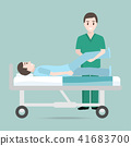 Physical exercise rehabilitaion of patient  41683700