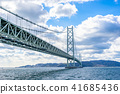akashi kaikyo bridge, bridge, bridges 41685436