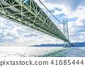 akashi kaikyo bridge, bridge, bridges 41685444