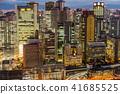 【오사카】 도시 풍경 41685525