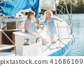 boat sea ship 41686169
