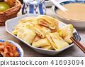 Egg pancake 41693094