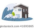 집, 하우스 : 재해 해일 41693665