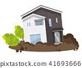 房屋 房子 住宅的 41693666