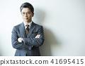 Elite Businessman 41695415