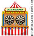 A Fun Fair Game Booth 41696420