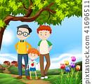 family, adoption, happy 41696511