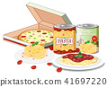 Fast Easy italian Meal 41697220