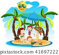summer family holiday 41697222