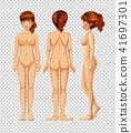 female, body, girl 41697301