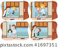 A Set of Kid at Hospital 41697351
