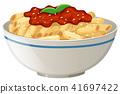 tomato, penne, sauce 41697422