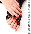 hand, manicure, nail 41698611