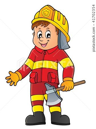Firefighter man image 1 41702354