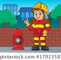 Firefighter woman image 2 41702358