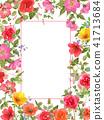 玫瑰框架 41713684