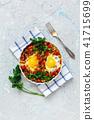 tomato eggplant egg 41715699
