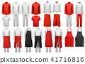 clothing culinary set 41716816