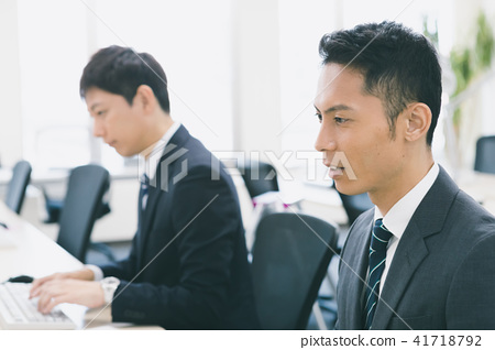 business, business man, office work 41718792