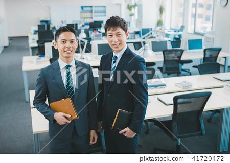 办公室 同伴 商务人士 41720472