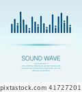 sound wave 41727201
