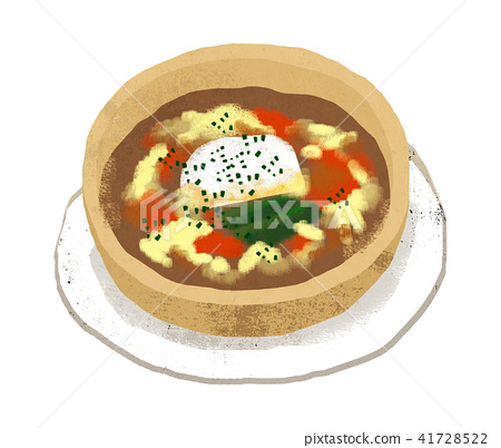 curry, curry soup, food 41728522