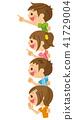 兒童 孩子 小孩 41729004