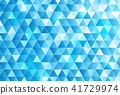 矢量 蓝色 天蓝色 41729974