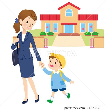 보육원, 어린이집, 유치원 41731280