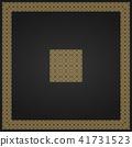 frame, border, golden 41731523