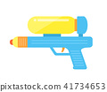 water pistol, water gun, playing in water 41734653