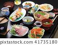 อาหารญี่ปุ่น,กิน,มื้ออาหาร 41735180