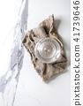 Glass transparent teapot 41739646