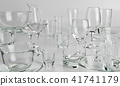 3D Rendering of glassware 41741179