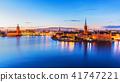stockholm, sweden, panorama 41747221