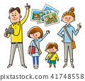가족, 패밀리, 부모와 자식 41748558