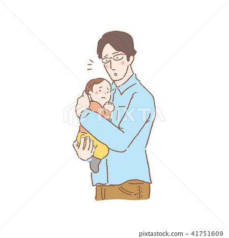 아기, 갓난 아기, 갓난아이 41751609