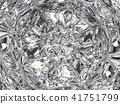diamond structure extreme closeup and kaleidoscope 41751799