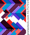 vector, web, geometric 41757014