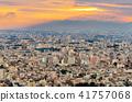 從新宿摩天大樓看的東京夜視圖 41757068
